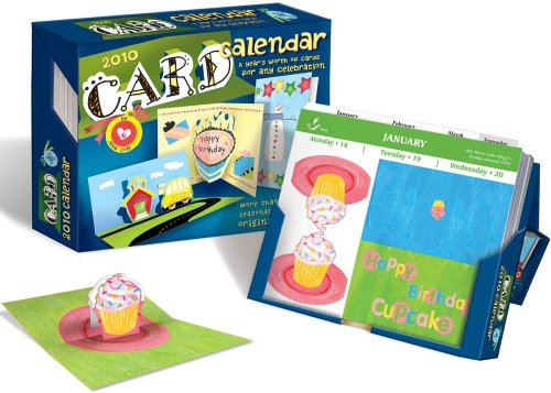 Card Calendar: A Year's Worth of Celebrations: 2010 Day-to-Day Calendar: Accord Publishing