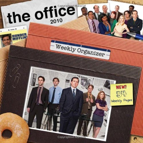 9780740784576: The Office: 2010 Weekly Wall Calendar