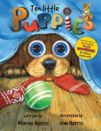 Ten Little Puppies (Eyeball Animation): Jim Harris, Marian