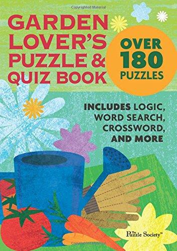 9780740785382: Garden Lover's Puzzle and Quiz Book