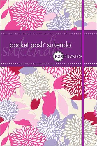 Pocket Posh Sukendo: 100 Puzzles: The Puzzle Society