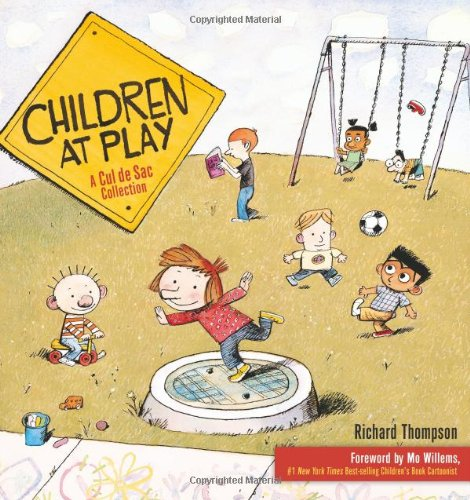 9780740789878: Children at Play: A Cul de Sac Collection