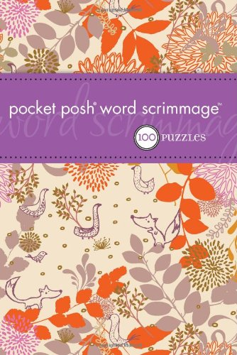 Pocket Posh WORDScrimmage: 100 Puzzles: Inc. United Feature