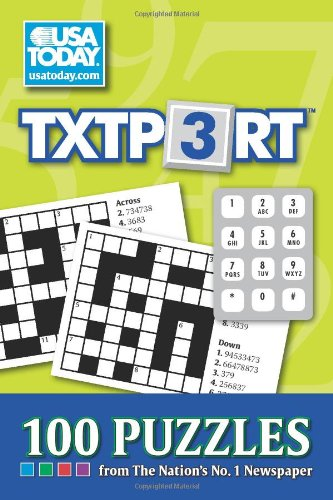 9780740791185: Txtpert: 100 Puzzles from The Nation's No. 1 Newspaper (USA Today Puzzles)