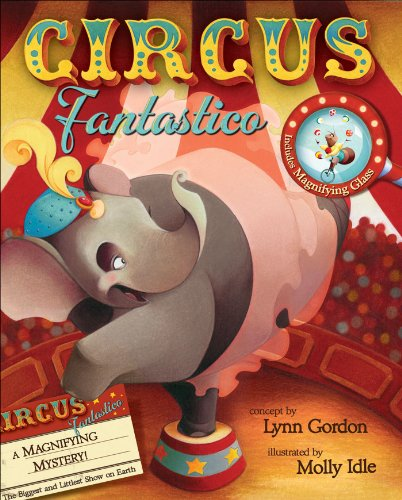 9780740791994: Circus Fantastico [With Magnifying Glass]