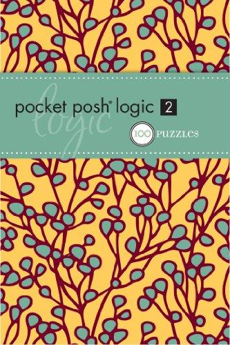 9780740793615: Pocket Posh Logic 2: 100 Puzzles