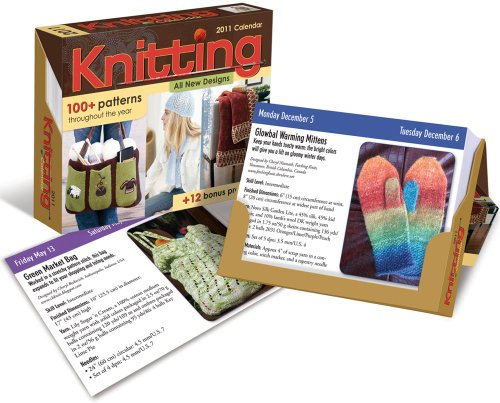 9780740793776: Knitting Calendar