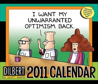9780740795718: Dilbert: 2011 Day-to-Day Calendar