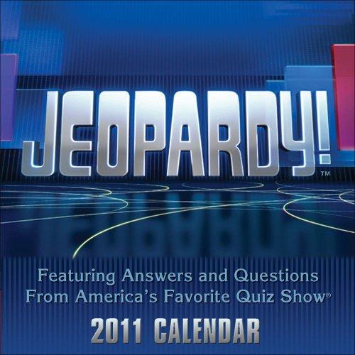 9780740795817: Jeopardy!: 2011 Day-to-Day Calendar