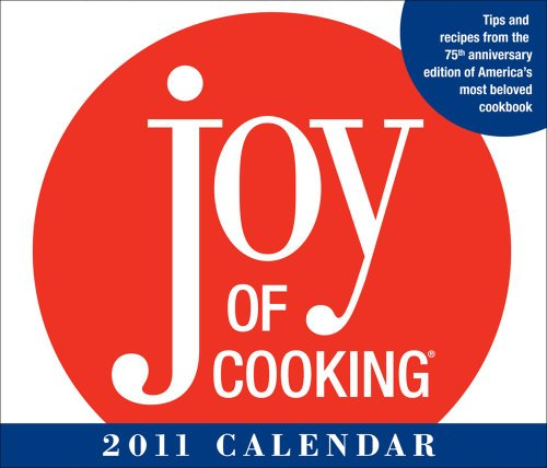 9780740795824: Joy of Cooking 2011 Calendar