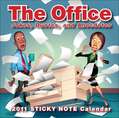 9780740796043: The Office: Jokes, Quotes, and Anecdotes: 2011 Day-to-Day Calendar