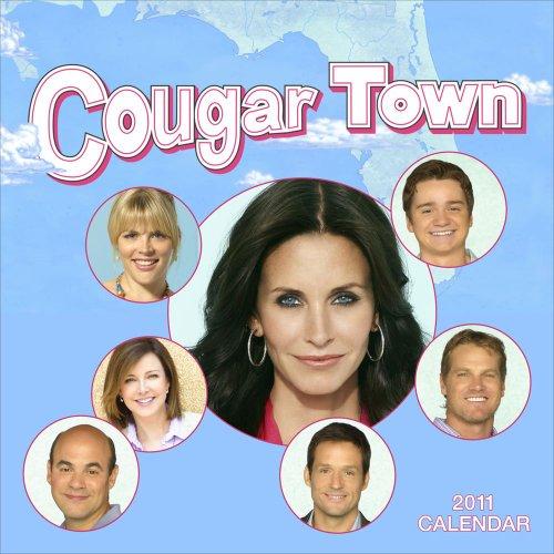 9780740796838: Cougar Town 2011 Calendar