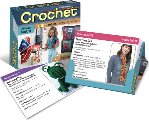 Crochet: 2011 Day-to-Day Calendar: Accord Publishing