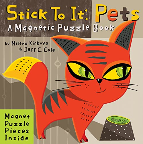 9780740797262: Stick to it: Pets: A Magnetic Puzzle Book