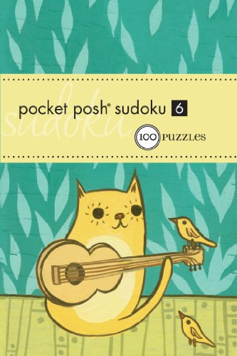 9780740797866: Pocket Posh Sudoku 6: 100 Puzzles