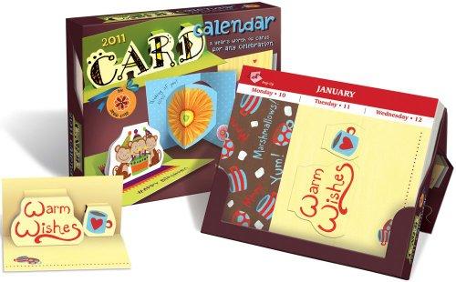9780740797927: Card Calendar: 2011 Day-to-Day Calendar