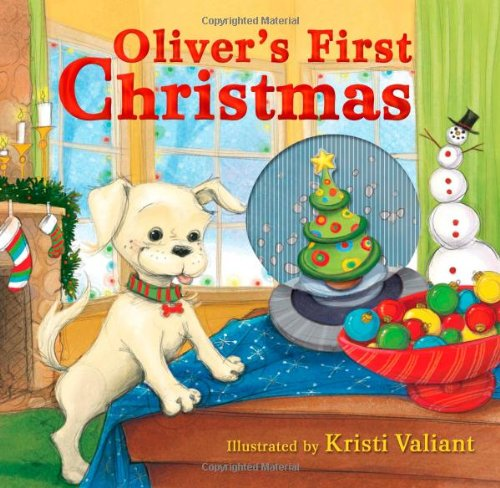 Oliver's First Christmas: A Mini AniMotion Book: Accord Publishing