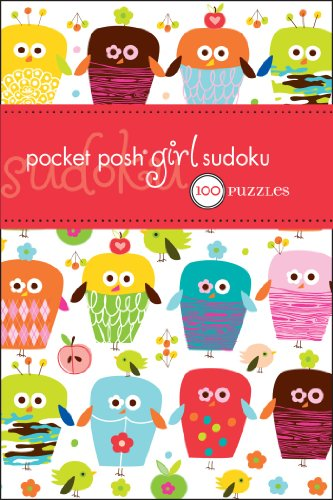9780740798580: Pocket Posh Girl Sudoku: 100 Puzzles