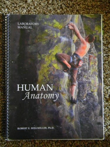 9780740931130: BYU Human Anatomy Laboratory Manual. Revised Edition 2011