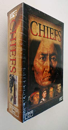 9780741113337: Chiefs (Set of 3 DVDs) : The World of Joseph Brant - Pontiac's Rebellion / The Trial of Poundmaker - The Black Hawk War / Sitting Bull (Saga of Five Great First Nation Chiefs)