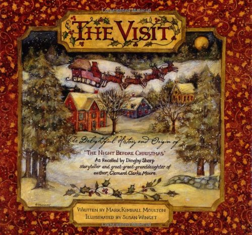 The Visit (0741208660) by Mark Kimball Moulton