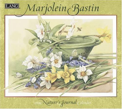 9780741225344: Marjolein Bastin Nature's Journal 2009 Calendar