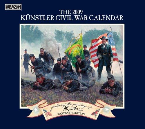 9780741226419: Civil War 2009 Wall Calendar