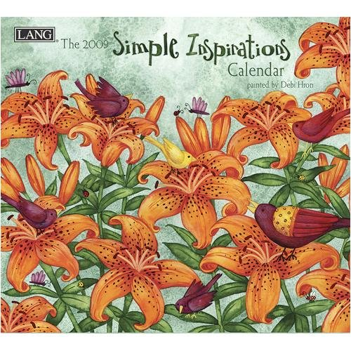 9780741227034: Simple Inspirations 2009 Calendar