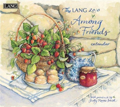 9780741230591: Among Friends 2010 Wall Calendar