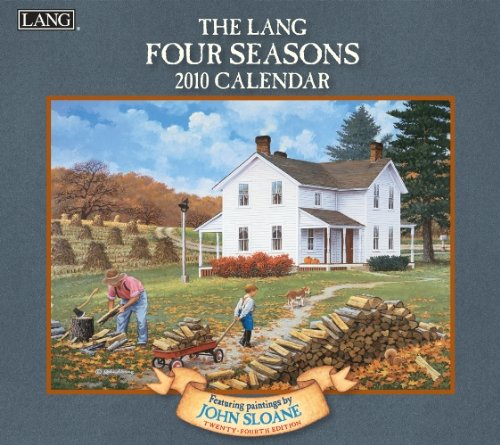 9780741230867: The Lang Four Seasons Calendar