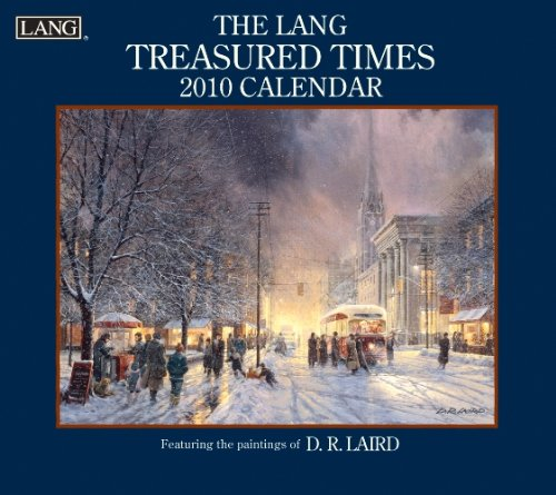 9780741231253: Treasured Times 2010 Wall Calendar