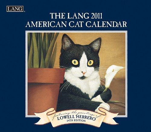 2011 American Cat Calendar: Perfect Timing - Lang