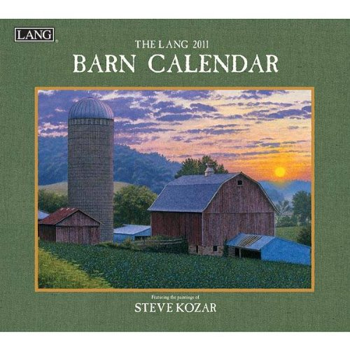 9780741234049: 2011 Barn Calendar
