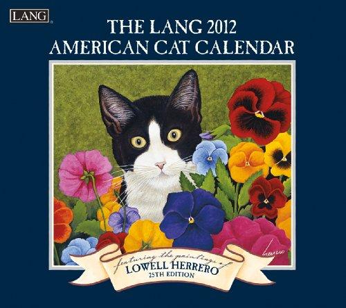 9780741238139: 2012 American Cat Wall Calendar