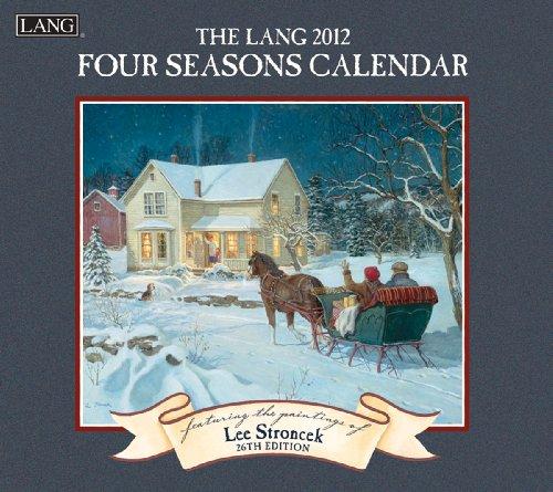9780741238290: Four Seasons 2012 Calendar