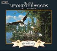 9780741241849: The Lang Beyond the Woods 2013 Calendar