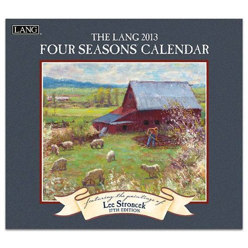 9780741242013: Perfect Timing - Lang 2013 Four Seasons Wall Calendar (1001572)