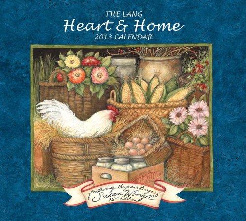 9780741242037: Heart & Home Calendar 2013