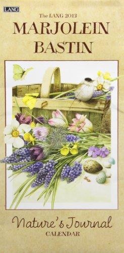 9780741242525: Marjolein Bastin 2013 Nature's Journal Calendar