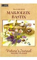 9780741242792: The Lang Marjolein Bastin Nature's Journal 2013 Monthly Planner