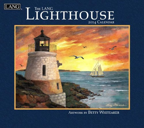 9780741244338: Reg 2014 Lighthouse Wall: Lighthouse