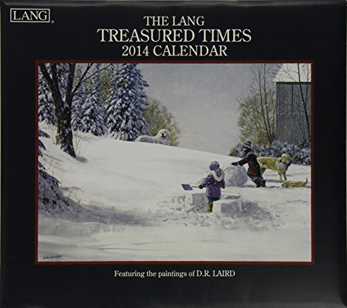 9780741244420: The Lang Treasured Times 2014 Calendar