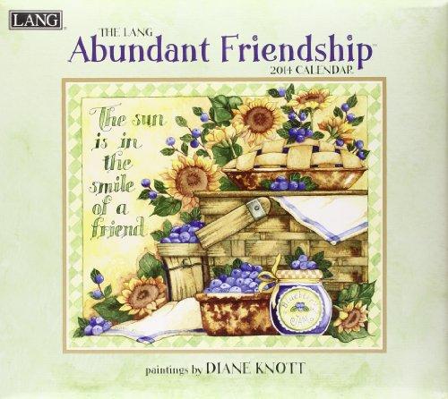 9780741244468: The Lang Abundant Friendship 2014 Calendar