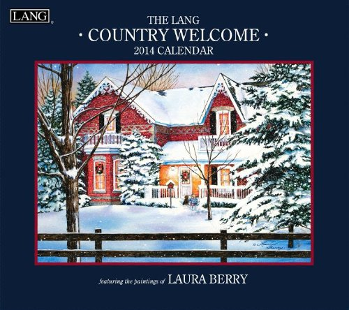 9780741244642: The Lang Country Welcome 2014 Calendar