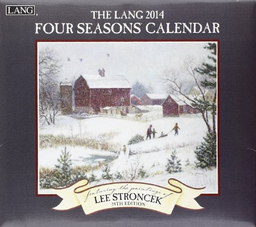 9780741244659: The Lang Four Seasons 2014