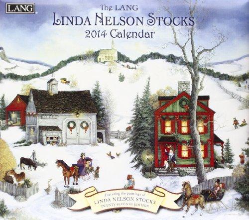 9780741244666: The Lang Linda Nelson Stocks 2014 Calendar