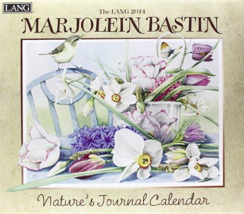 9780741244727: Reg 2014 Marjolein Bastin Nature's Journal Wall: Marjolein Bastin Nature's Journal