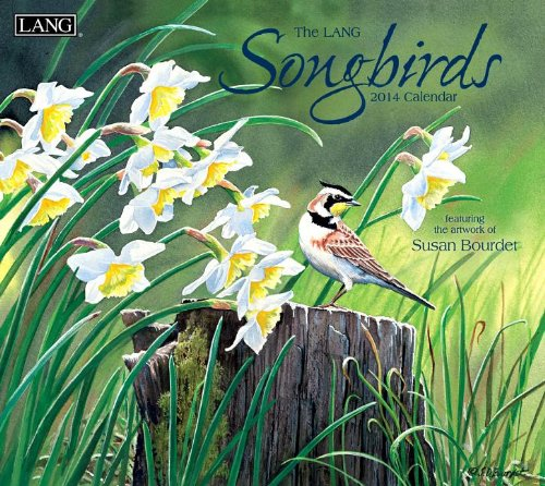 9780741244871: The Lang Songbirds 2014 Calendar