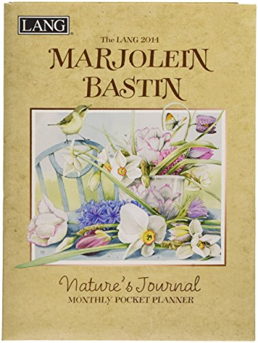 9780741245861: The Lang Marjolein Bastin Nature's Journal 2014 Monthly Pocket Planner