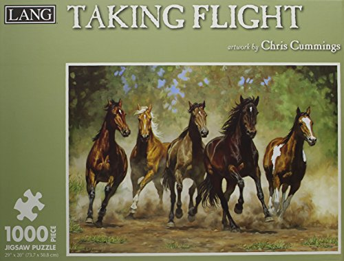 Taking Flight 1000 PC Puzzle